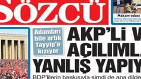 SÖZCÜ'DEN ESRARENGİZ RÖPORTAJ! AKP'Lİ VEKİLLE KONUŞTU!