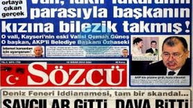 SÖZCÜ GAZETESİ'NİN O HABERİNE CUMHURBAŞKANLIĞI'NDAN SERT TEPKİ!
