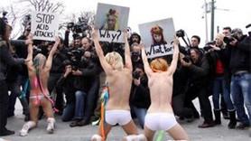 ''FEMEN HABERTÜRK'ÜN ÖNÜNDE EYLEM YAPARSA HİÇ ŞAŞIRMAYIN!''