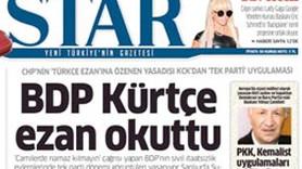 STAR GAZETESİ'NDEN BÜYÜK DOĞU HAMLESİ!