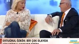 ERTUĞRUL ÖZKÖK'TEN AJDA PEKKAN'I UTANDIRAN SORU!