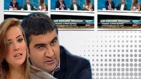 ÜMİT ÖZAT ''KADINLAR FUTBOLDAN ANLAMAZ'' DEDİ, CANLI YAYINI TERKETTİ!