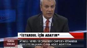 CHP'DEN İSTANBUL'A SÜRPRİZ ADAY ADAYI!