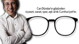 CUMHURİYET'TEN CAN DÜNDAR'A ÇOK ÖZEL TANITIM FİLMİ! (MEDYARADAR- ÖZEL)