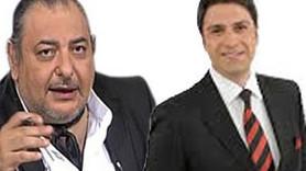 """REHA MUHTAR İLE ERHAN ÇELİK ARASINDA """"SÜT DÖKMÜŞ KEDİ"""" KAVGASI!"""