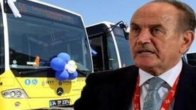 Topbaş'tan müjde; otobüslere internet geliyor!