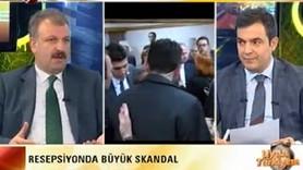 AKP'li Saral Kamer Genç'e saydırdı, sunucu renkten renge girdi!