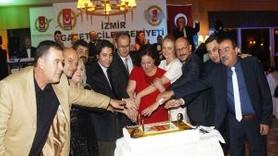 İzmir Gazeteciler Cemiyeti'nden yılbaşı balosu