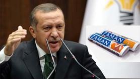 Erdoğan'dan yandaş medyaya fırça!