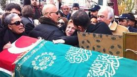 Şenses'in cenazesinde gözyaşları sel oldu!