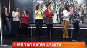 CNN TÜRK'ÜN KADINLARI CANLI YAYINDA DANS ETTİ! (MEDYARADAR- ÖZEL)