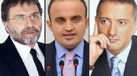 AKP'NİN HUKUKÇU VEKİLİ AHMET HAKAN VE FATİH ALTAYLI'YI FENA BOMBALADI!