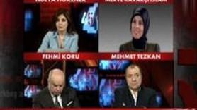 MERVE KAVAKÇI'DAN CANLI YAYINDA AK PARTİ'YE ŞOK SUÇLAMA