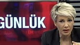 CNN TÜRK SPİKERİ SAYNUR TEZEL'DEN REJİYE FIRÇA! VİDEO