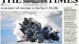 THE TIMES'A KARŞI BİLDİRİ; HANGİ ÜNLÜ İSİMLER İMZALADI?