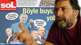 SOL GAZETESİNİN MANŞETİ AHMET HAKAN'I İSYAN ETTİRDİ!