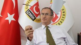 'KLAVYELERE DEĞİL, GAZETECİLERE ÖZGÜRLÜK İSTİYORUZ!'