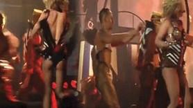 Britney Spears çırılçıplak kalacaktı!