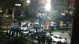 Şişli Belediyesine silahlı saldırı!
