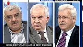 Zaman yazarları birbirine girdi tv programı ertelendi!