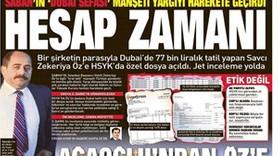 Zekeriya Öz ile Ali Ağaoğlu'nun Dubai açıklamaları manşetlerde nasıl yer aldı?