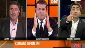 CNNTÜRK'te Erdoğan-Öcalan kavgası! Sen benim zekatım kadar özgür değilsin!