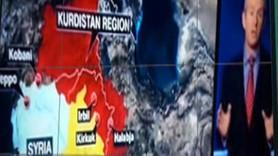 CNN 'Kürdistan' haritası için 'hata yok' dedi