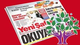 HDP'den Yeni Şafak gazetesi yazarlarına tekzip
