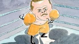 Erdoğan'ı kızdıracak karikatür kampanyası!