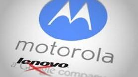 Lenovo Motorola'yı resmen aldı