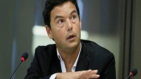 Kapital'in yazarı Piketty'ye Kuran-ı Kerim verdiler