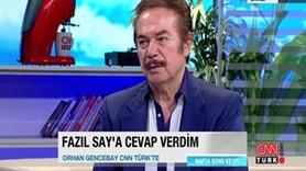Orhan Gencebay: Fazıl Say saçmalamış