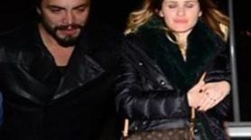 Ahmet Kural yeni sevgilisiyle gecelerde