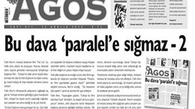 Agos'tan hükümete Hrant Dink çıkışıı: Bu dava 'paralel'e sığmaz