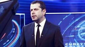 """Cüneyt Özdemir'den 'operasyon' tepkisi! """"Dünyanın en tehlikeli işi..."""""""