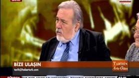 Erhan Afyoncu 'Bilmiyorsun' dedi, İlber Ortaylı stüdyoyu terketmeye kalktı!