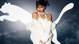 Puma Rihanna'yı işe aldı!