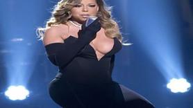Mariah Carey çok cesur