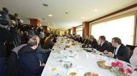 Osman Develioğlu'na Kabataş sorusu gazetecileri gerdi!