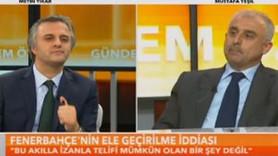 Mustafa Yeşil: Siyaset, Fenerbahçe'de bir düzenleme yapmak istiyor!