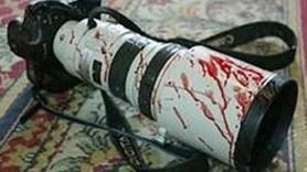 Varil bombası patladı, genç gazeteci öldü!