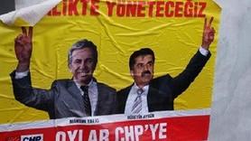 Ankara'da afiş krizi