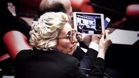 Meclis TV yayını kesti, CHP'li vekil böyle direndi
