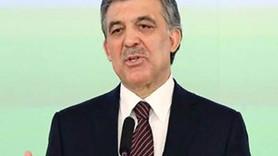 Abdullah Gül: Dinlendiğim iddiası ihtimal dışı değil!