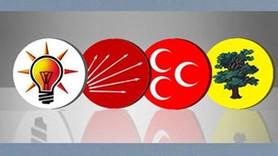 KONDA'dan 30 Mart yerel seçim anketi! Hangi parti ne kadar oy alıyor?