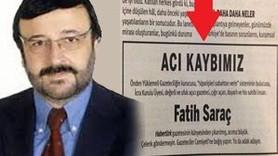 Taraf Fatih Saraç'la böyle dalga geçti!