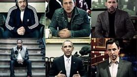 Obama ve Hollywood'dan mesaj: Rızası yoksa tecavüzdür!