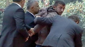 Kılıçdaroğlu'na saldırı anı