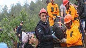 Madenciler can derdindeydi...Türkiye yine de dizi izledi!