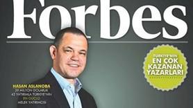 Forbes Türkiye, en çok kazanan yazarları açıkladı! (Medyaradar/Özel)